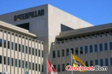 Caterpillar will form a new power, marine and oil and gas sector