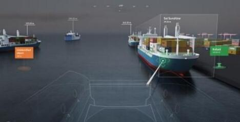 Luo Luo joins hands Stena to jointly develop the first ship intelligent sensing system
