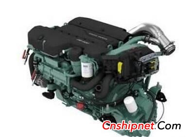 Volvo Penta launches new D8 diesel engine