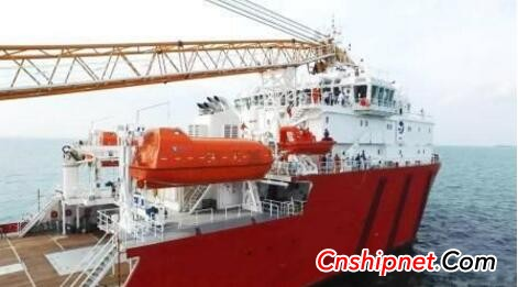 Singapore's Wanguo Project received orders for 8 fully enclosed lifeboats and 2 rescue boats