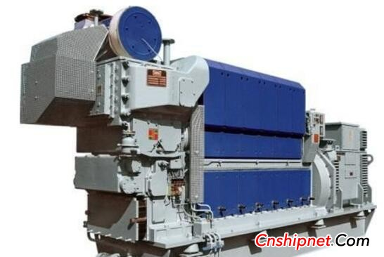Mann receives 4 sets of MAN 8L21/31 variable speed generator sets