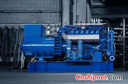 MAN Rollo receives three 480 ekW power gas generator orders