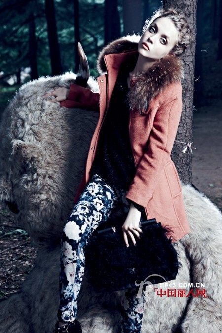 今年冬季流行皮草吗 细节皮草外套搭配