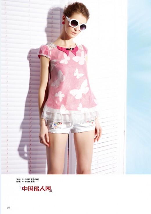 楚阁TRUGIRL: 薄纱雪纺才是时尚格调