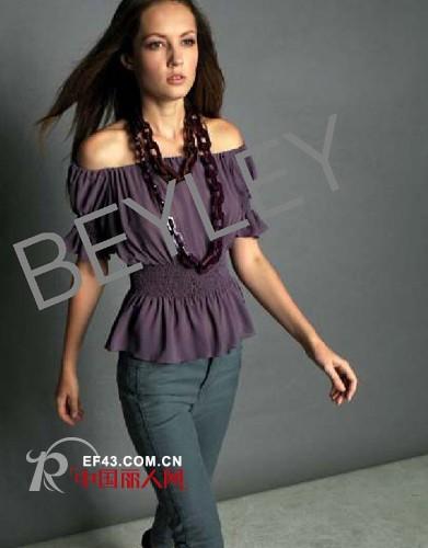 BEYLEY时尚女装  体现出东方女性独有的曲线美