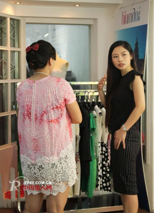 著名时尚搭配陈列师韩托老师来我司指导传授专业知识