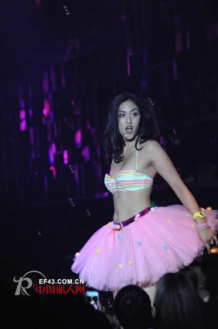 祝贺Victoria'sSecretshow圆满成功下一场将在深圳举办