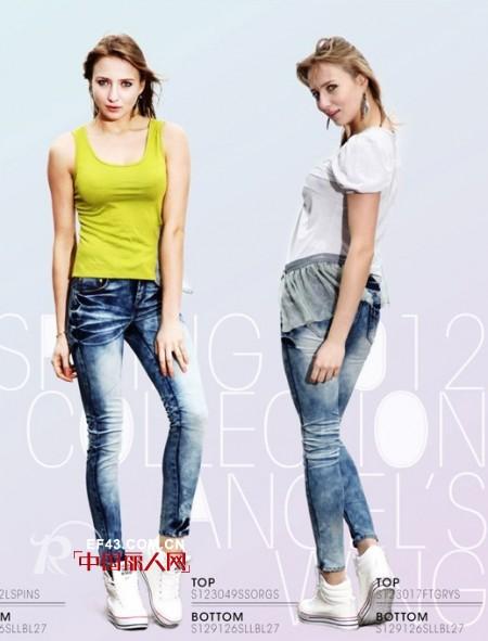 意比图女装 向世界宣告时尚品味生活