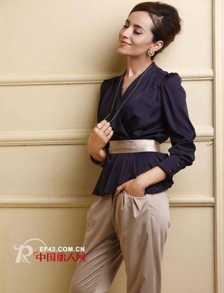 坤斯朵丽 高档时尚生活的完美诠释