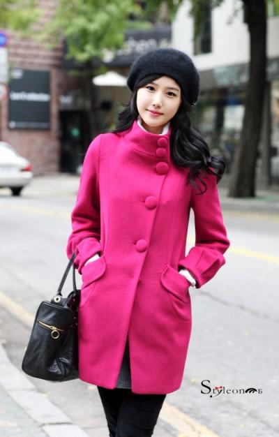 娇兰诗蔓 2011秋冬季超时尚主义着装 鸿灏服饰