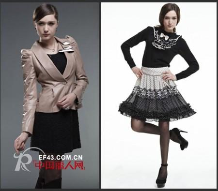 """""""尤尼可""""品牌女装创造简约、高贵、健康的时尚新生活"""