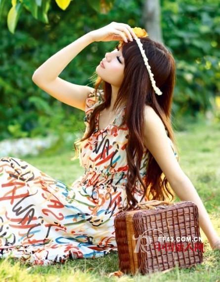 蜜西娅2012春夏女装系列  追求单一品种的精致化
