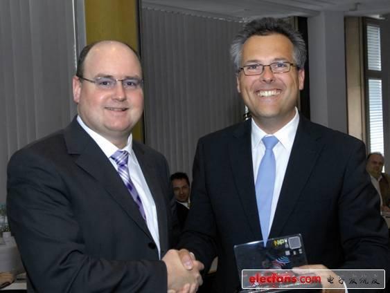 Audi and NXP announce the establishment of a strategic partnership for automotive innovation