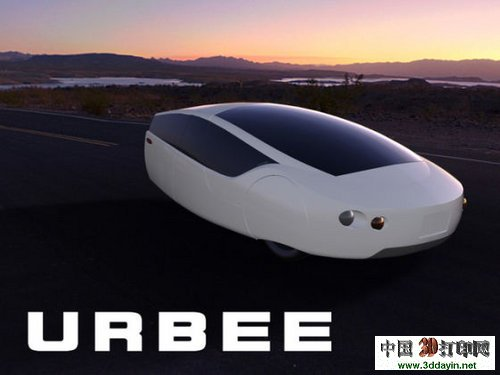3D printing car Urbee 2 crosses only 38 liters of gasoline in the US