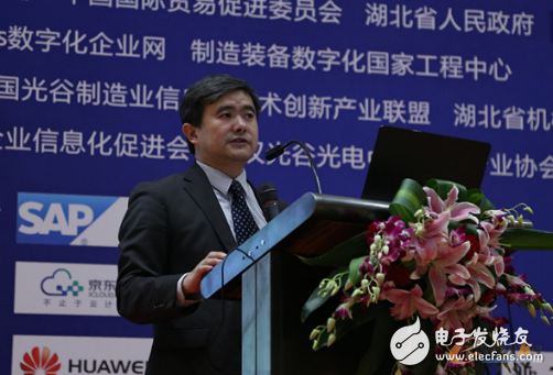 Figure 7 Dr. Huang Pei, Editor-in-Chief of e-works