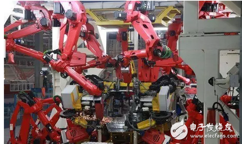 Application requirements geometric expansion capacity Industrial robots can grow up to 30% in the future_Industrial robotics, automation, intelligent control