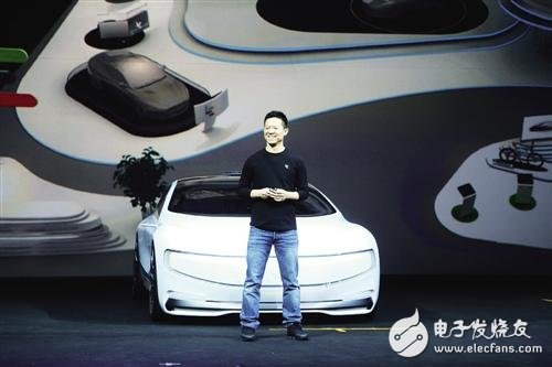 Behind the stagnation of LeTV's car: tens of thousands of auto parts have not been accumulated and it is difficult to succeed
