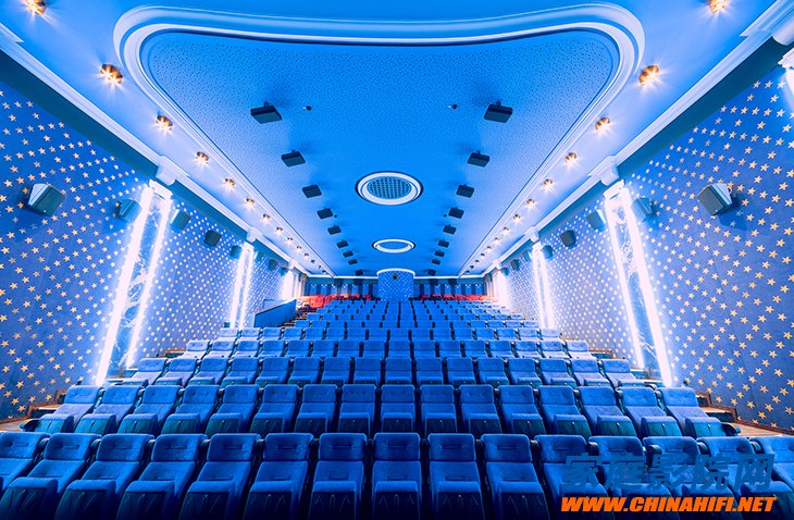Dolby Atmos Home Theater Technology