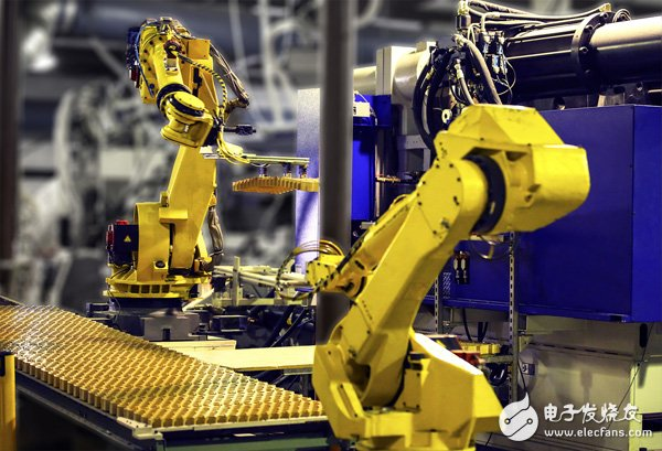 China's robot industry development is in full swing, industrial robots are trapped and intelligent
