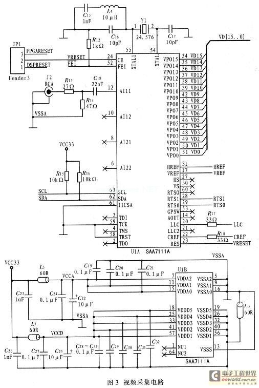 Video capture circuit
