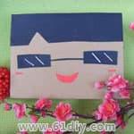 Carton handmade cartoon avatar