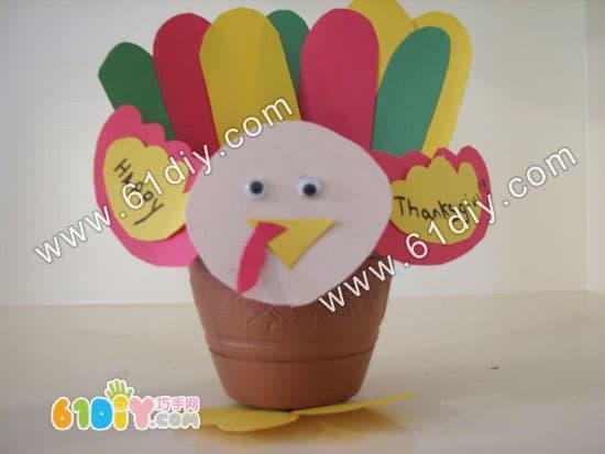 Thanksgiving Turkey DIY
