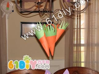 Three-dimensional carrot practice