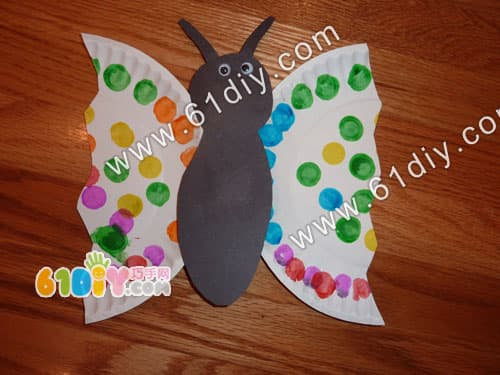Another type of paper butterfly handmade