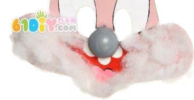Rabbit mask practice