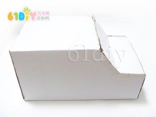 How to make a carton car