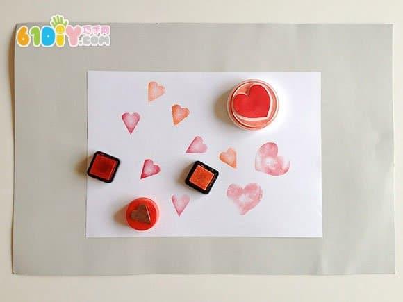 Chinese Valentine's Day handmade DIY