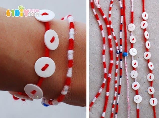 Teacher's Day Gift DIY Bracelet