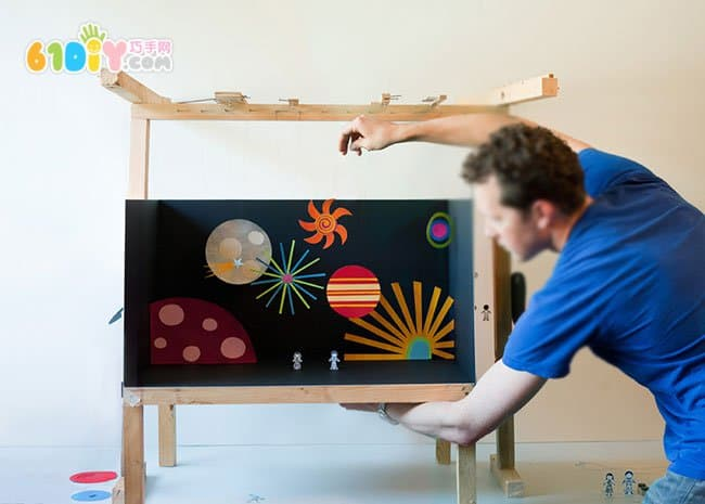 Creative parenting manual world of space universe