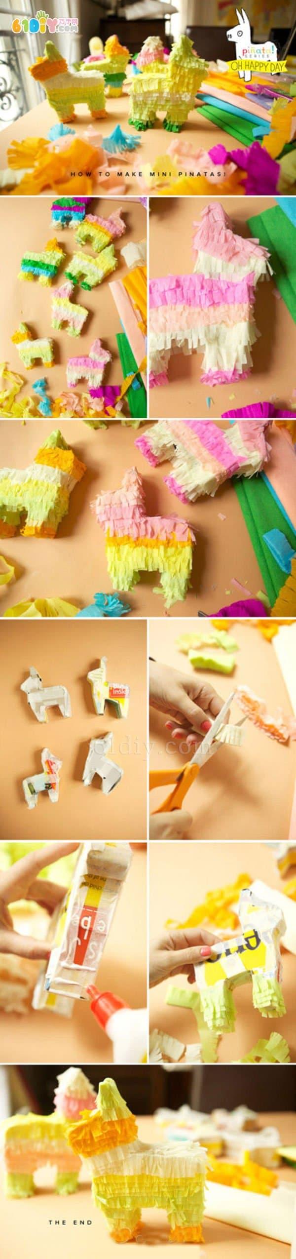 Three-dimensional pony manual tutorial