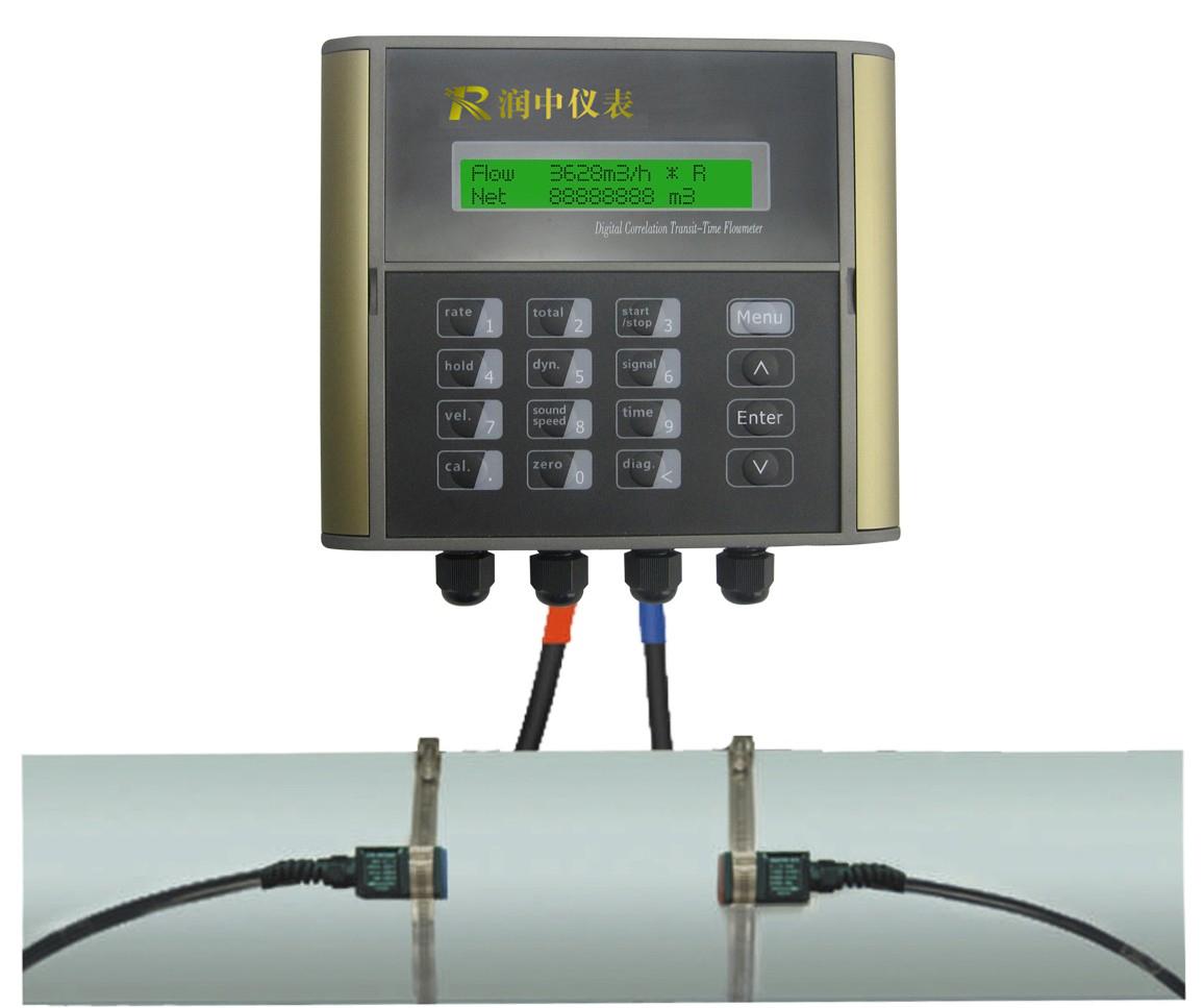 RZ-1158C Ultrasonic Flowmeter