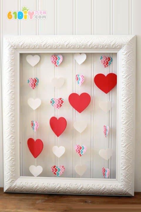 Valentine's Day Valentine's Day how DIY warm romance