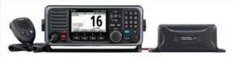 Icom launches a VHF/DSC marine radio transceiver