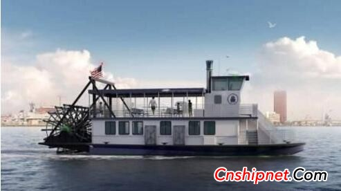 Volvo Penta engine receives orders for 2 British riverboat ferry engines