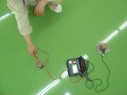 'How to construct anti-static floor in Canaan, Zhengzhou?
