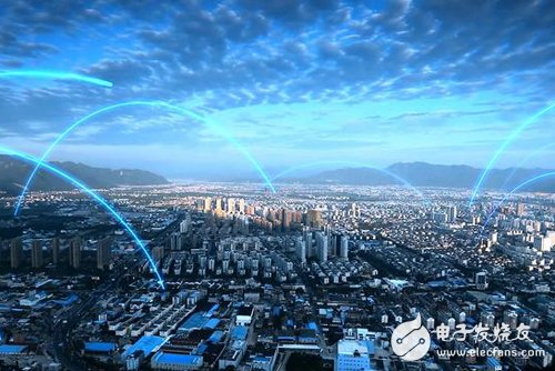 The arrival of the smart city 3.0 era ZTE calls for the establishment of the Internet of Everything _ smart city, big data, cloud computing
