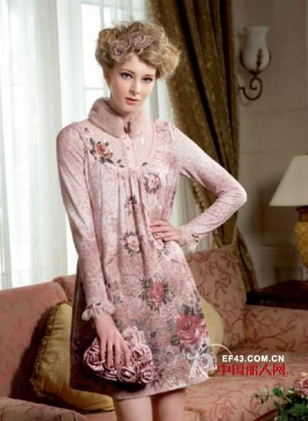 安娜.丽斯女装 演绎蕾丝与绣花的诱惑