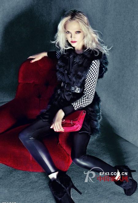 着品女装2012春夏新品 打造极致平价奢华