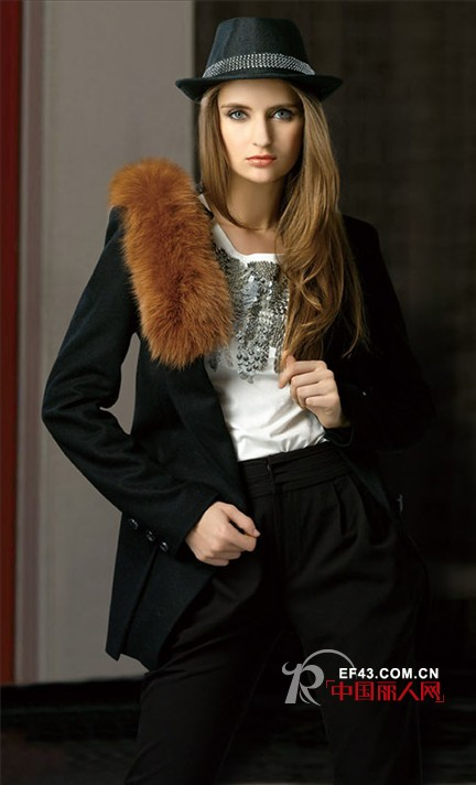 法国AMNT艾梅尼特品牌女装入驻中国丽人网