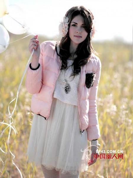 加奈&奈美时尚女装 做一个精致又可爱的小女人
