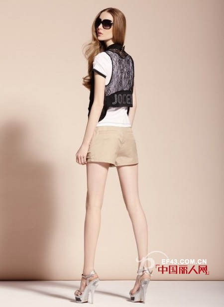 JOCEYA新时尚主义  使美更优质