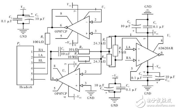 Design of an ECG Collector Based on STM32