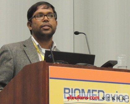 Professor Roger Narayan of Biomedical Engineering, University of North Carolina at Chapel Hill