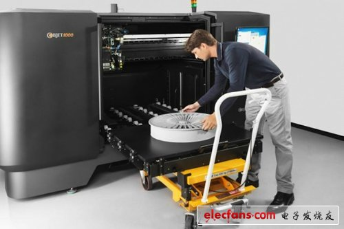 Stratasys releases industrial-grade 3D printers in high-end services