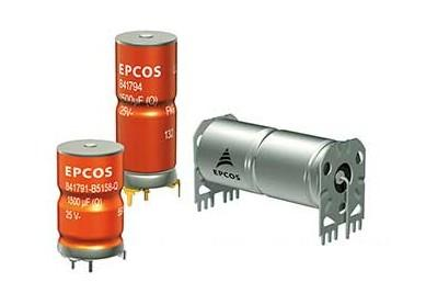 TDK will sell aluminum electrolytic capacitors for automobiles that can withstand temperatures of 150 ° C in Japan