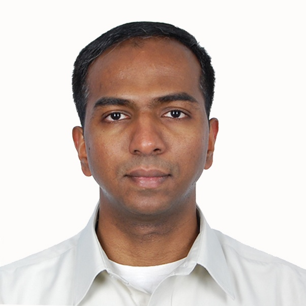 Cypress TrueTouch Senior Marketing Manager Jagadish Kumaran